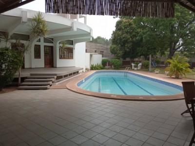 Belle villa 3 chambres avec piscine