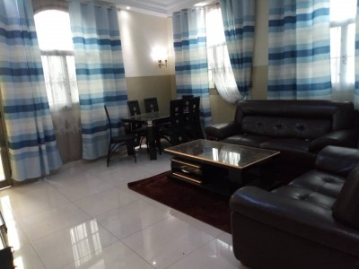 Superbe villa  duplex  3 chambres meublée