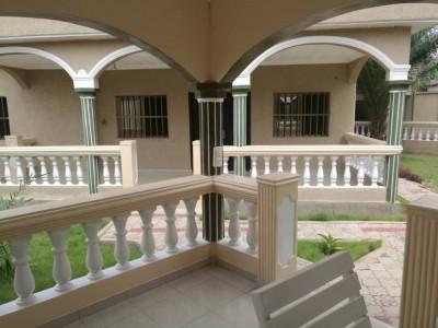Belle villa 3 chambres +dép.. sur 1 lot avec 3 tampons