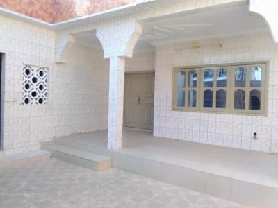 villa 3 chambres non meublée