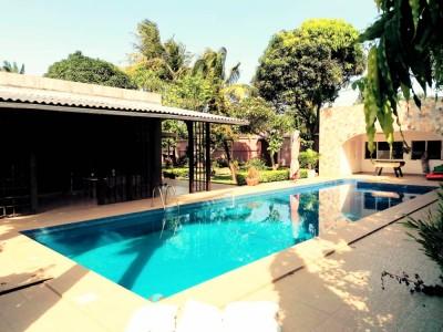 Magnifique villa 4 chambres avec piscine en location-vente
