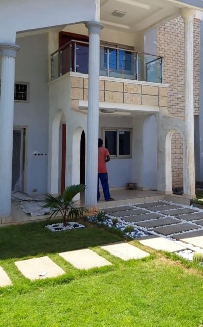 Belle villa de haut standing 4 chambres non meublée
