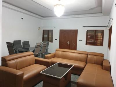 Belle villa  2 chambres salon meublée +wifi