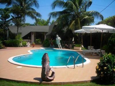 Sblime villa 5 chambres meublée avec piscine