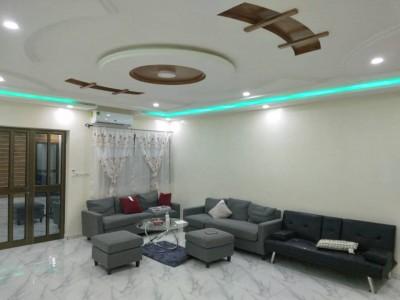 Nouvelle villa 3 chambres meublée