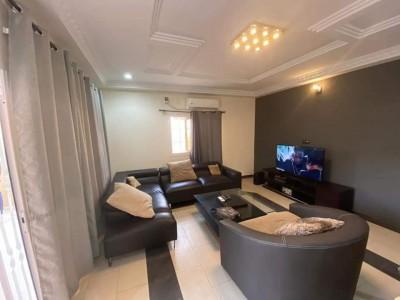 Magnifique villa 3 chambres meublée