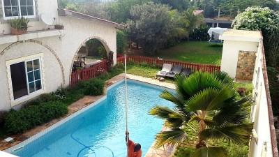 Superbe villa type méditerranéenne  5ch.. avec piscine
