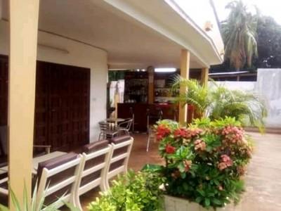 villa 5 chambres avec titre foncier