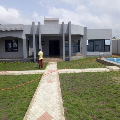 Superbe villa 3ch avec piscine